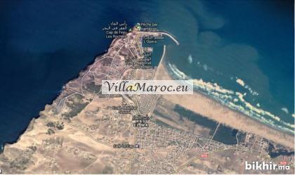 Cap de L´eau 314m² Land 5 min playa