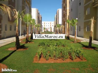 Appartement 90.6 m2 à Saidia
