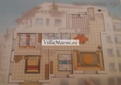 15 Appartementen te koop In Tanger.