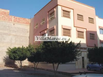 Zaio , 121m² , 2 Fassaden, Mohafada beantragt 1 2 1