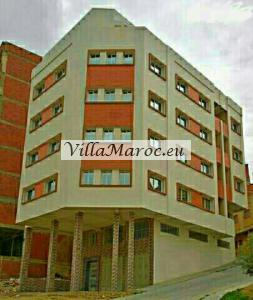 Immeuble neuf rdc+5 niveaux Tangier