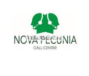 VLAAMSTALIGEN  gezocht voor Nova Pecunia te Casablanca