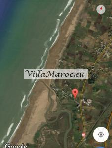 Terrain 403 mètre vu sur mer à Briech بقعة تطل على البحر