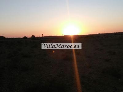 Bouwgrond voor villa of project regio Marrakech voor €19/M2!!!
