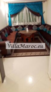 Grote gemeubileerd appartement in Taza