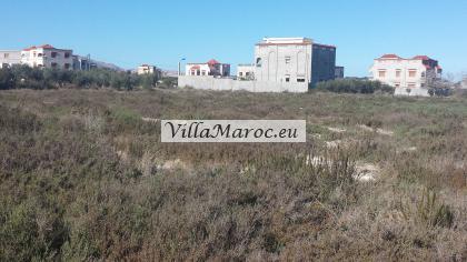 Grond te koop nabij Al Hoceima (Souani). Vraagprijs €125