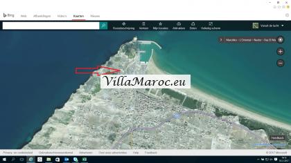 Te koop bouwgrond 280 m2 in haven stad Ras el ma (de grond heeft mohafada)