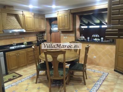 Villa à vendre à Tanger 360m2