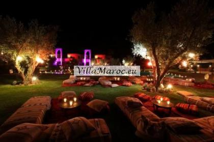complexe touristique du 8 riad a vendre marrakech