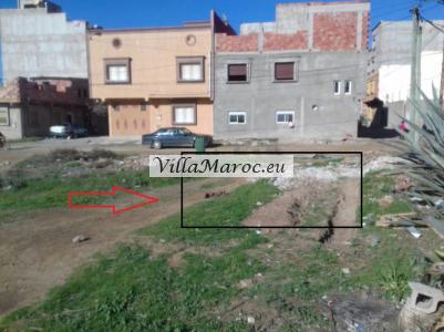 À vendre un terrain au Maroc: Ras el Ma (Cap de l'Eau) 120 m2