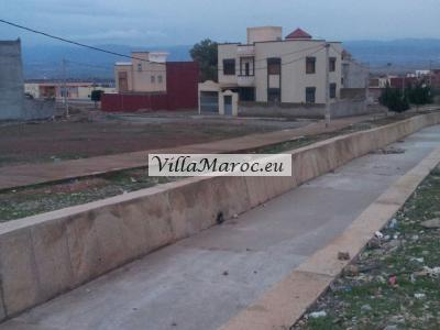 bouwgrond voor een villa in Zaio