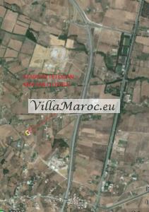 Aangeboden perceel van 2500 m² met titré.