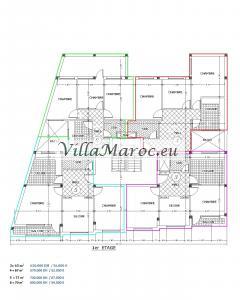 appartementen  te koop in Al hoceima.  A vendre. appartement à Al Hoceima
