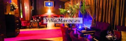 Restaurant a vendre a gueliz marrakech fonds et mur
