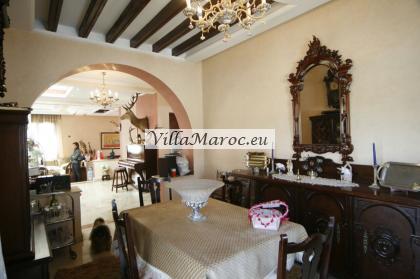 Villa à Tanger Golf 535 mètre carré